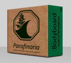 Parafina de Surf Ecológica Bodyboard